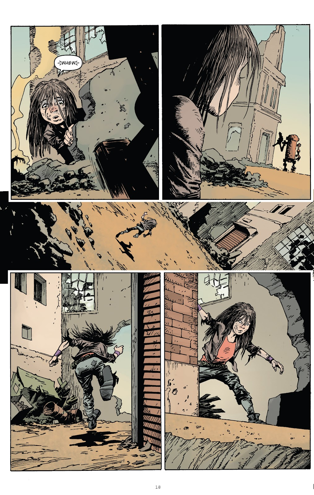 Zombies vs Robots (2015) Issue #1 Page 18
