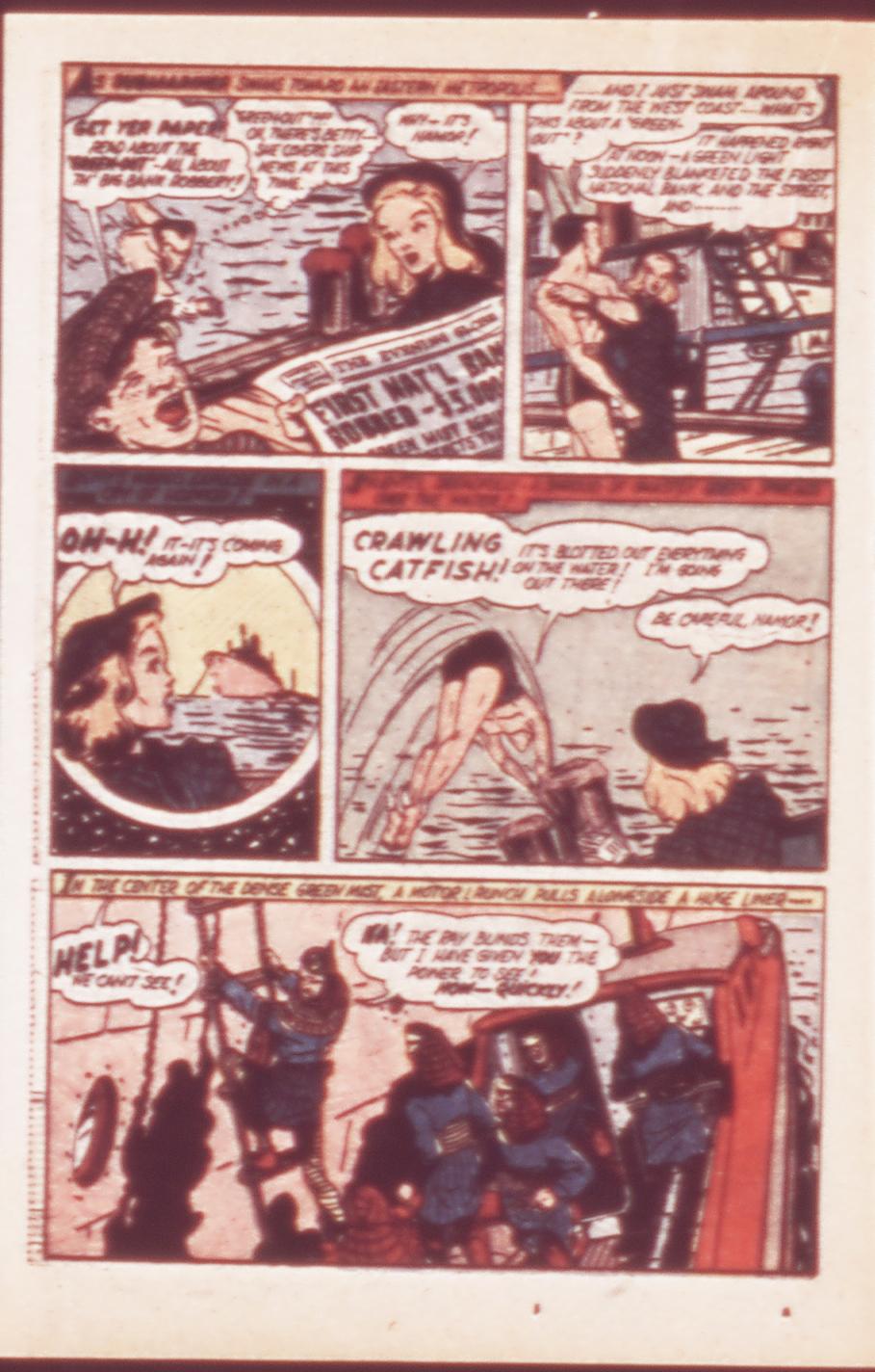 Sub-Mariner Comics Issue #21 #21 - English 30