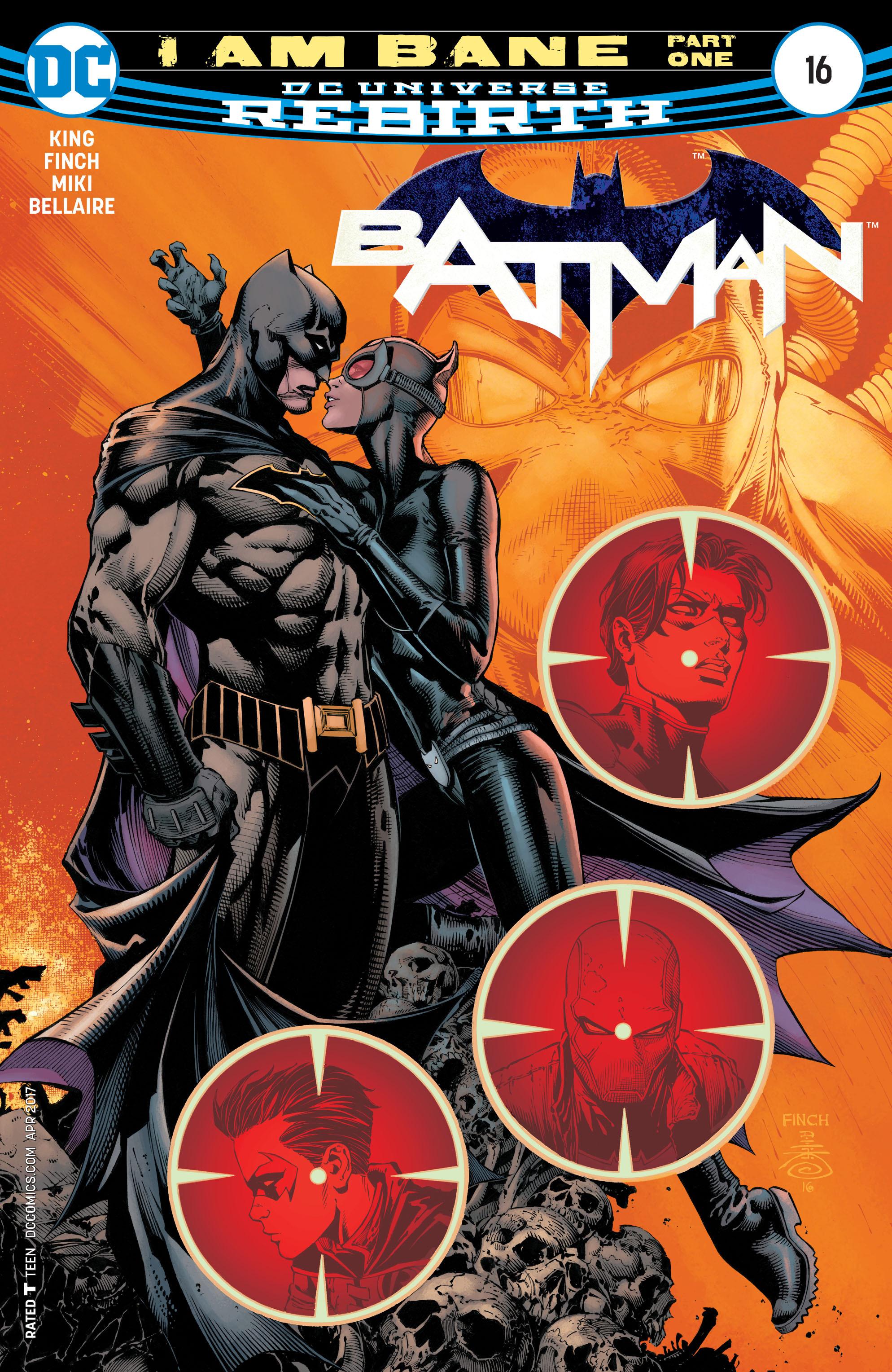 Batman (2016) 16 Page 1