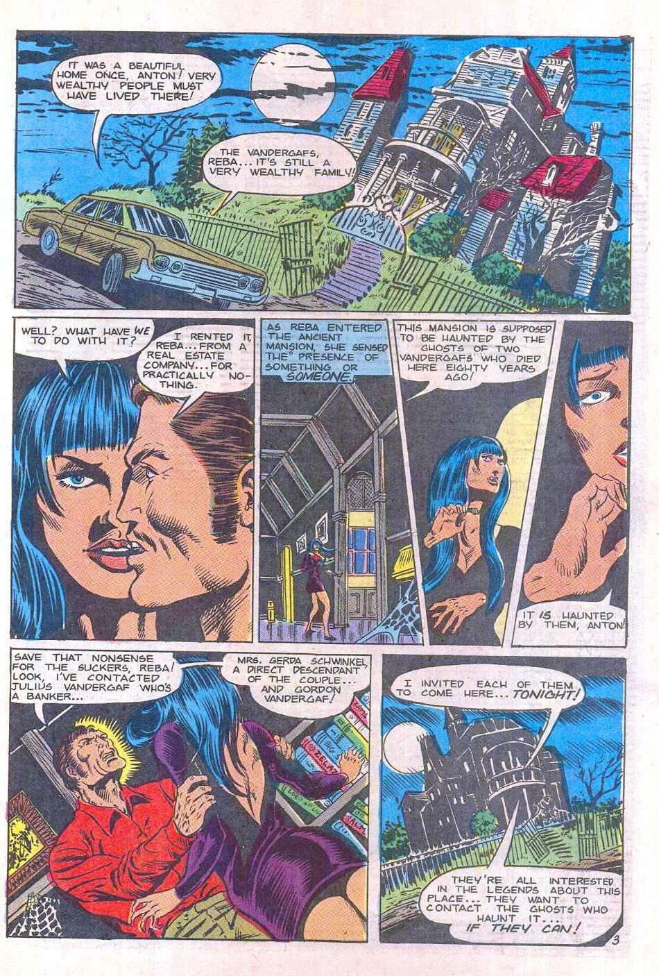 Read online Scary Tales comic -  Issue #42 - 5
