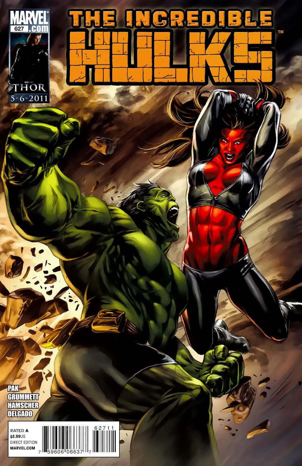 Incredible Hulks (2010) Issue #627 #17 - English 1