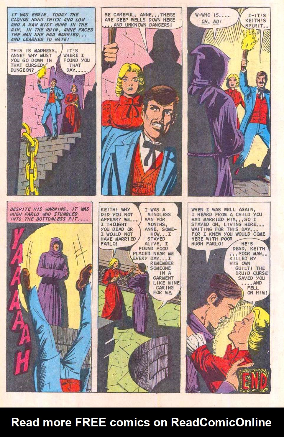 Read online Scary Tales comic -  Issue #42 - 32
