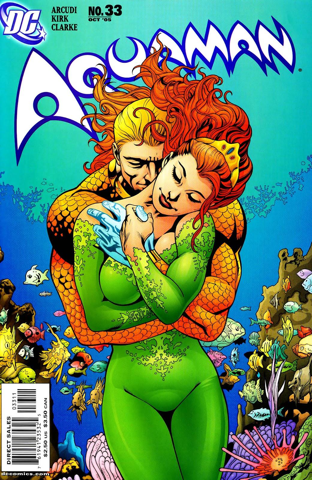 Aquaman (2003) Issue #33 #33 - English 1