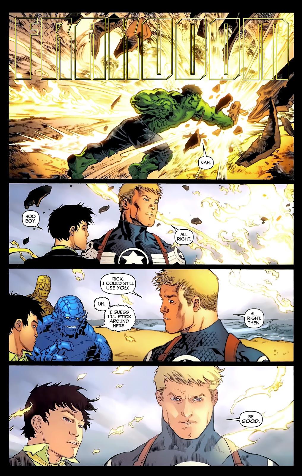 Incredible Hulks (2010) Issue #613 #3 - English 30