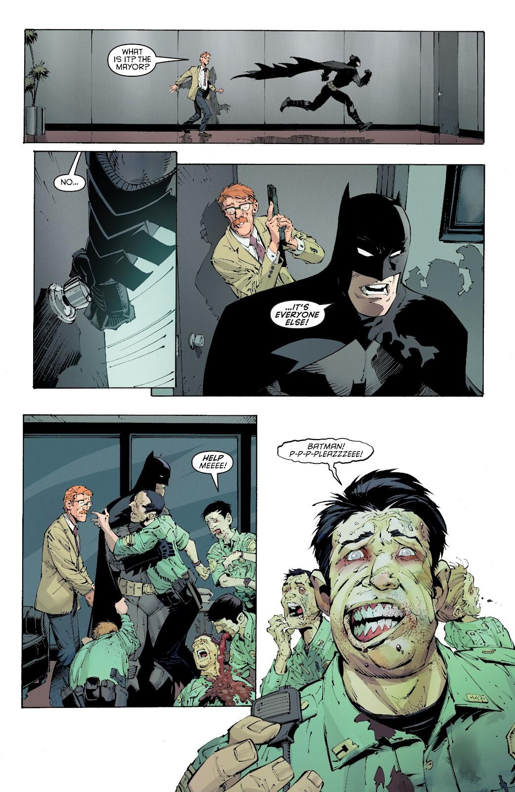 Batman (2011) Issue #13 #28 - English 18