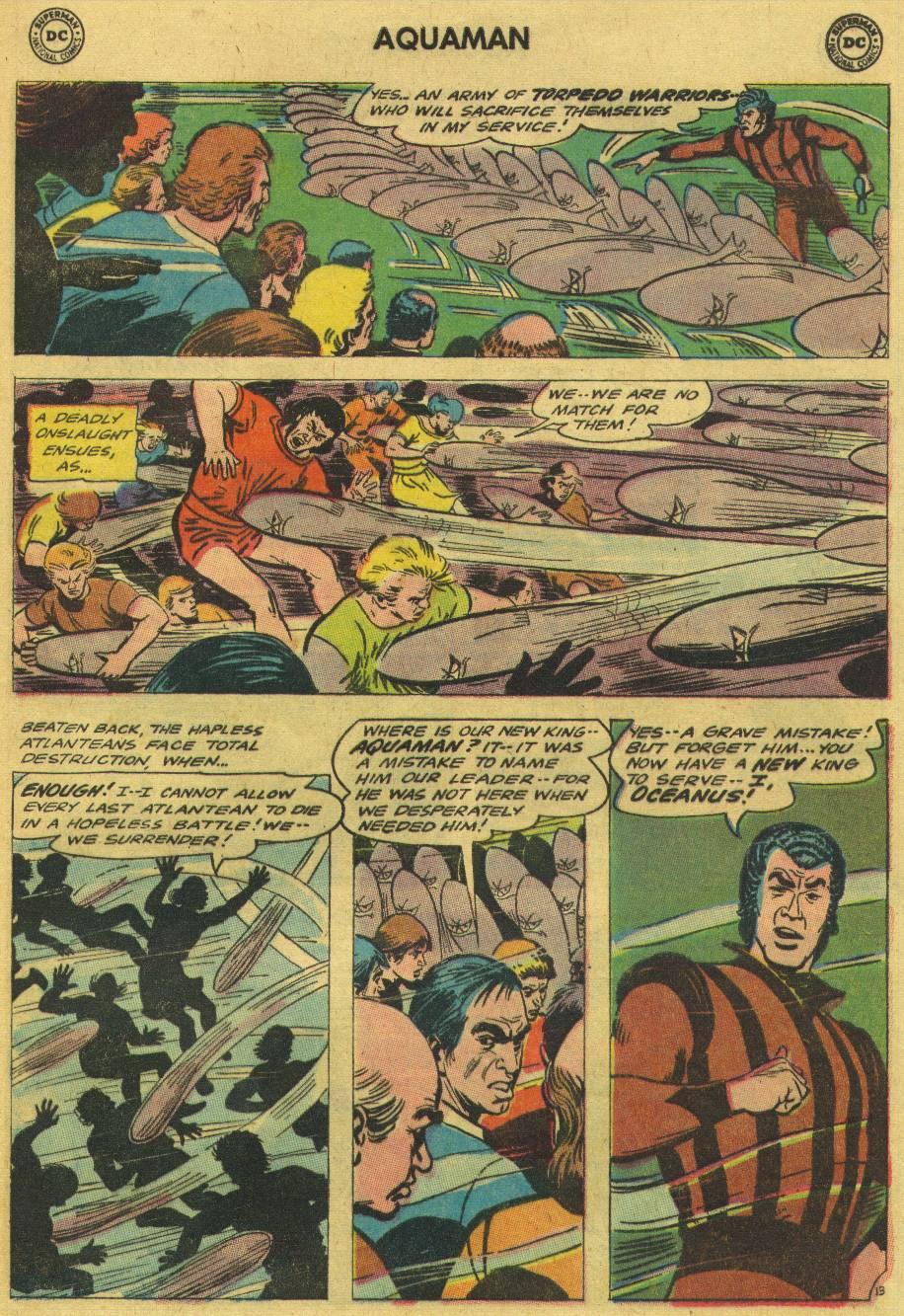 Aquaman (1962) Issue #18 #18 - English 17