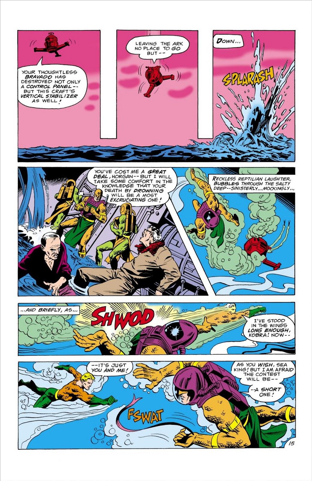 Aquaman (1962) Issue #61 #61 - English 16