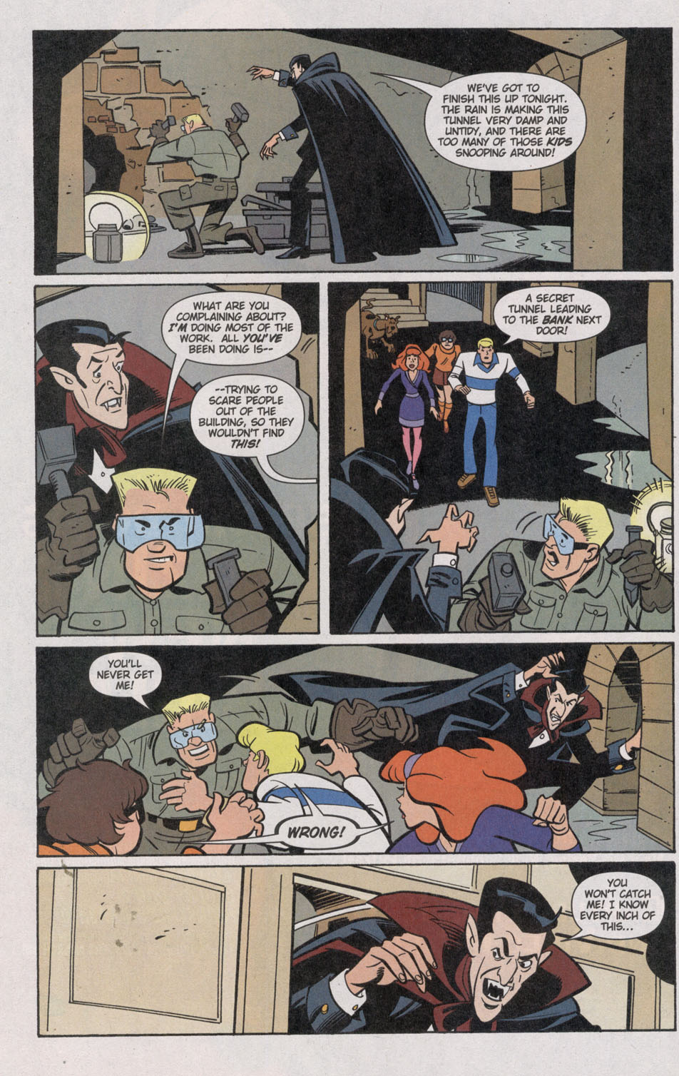 Read online Scooby-Doo (1997) comic -  Issue #82 - 16