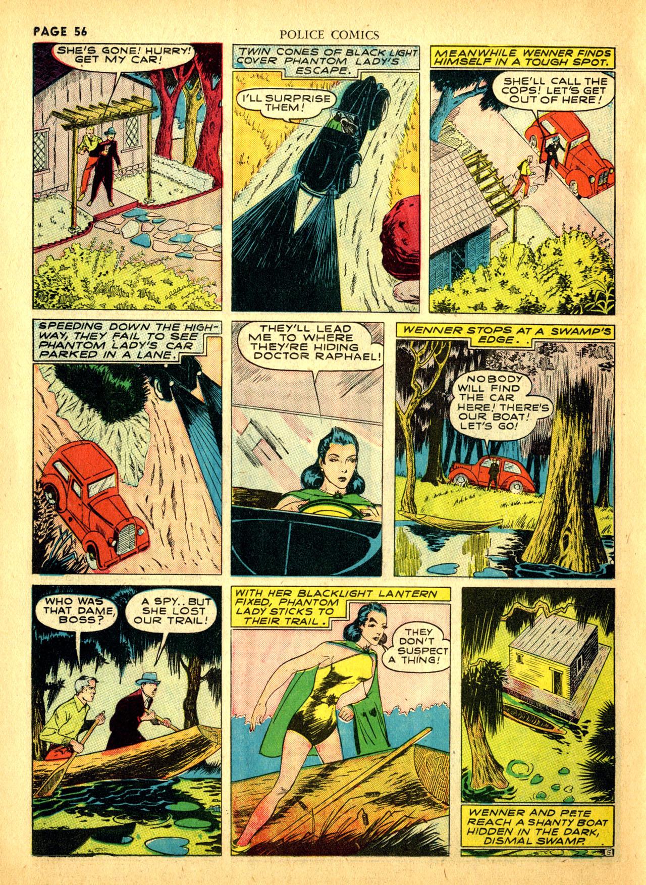 Police Comics #1 #127 - English 59