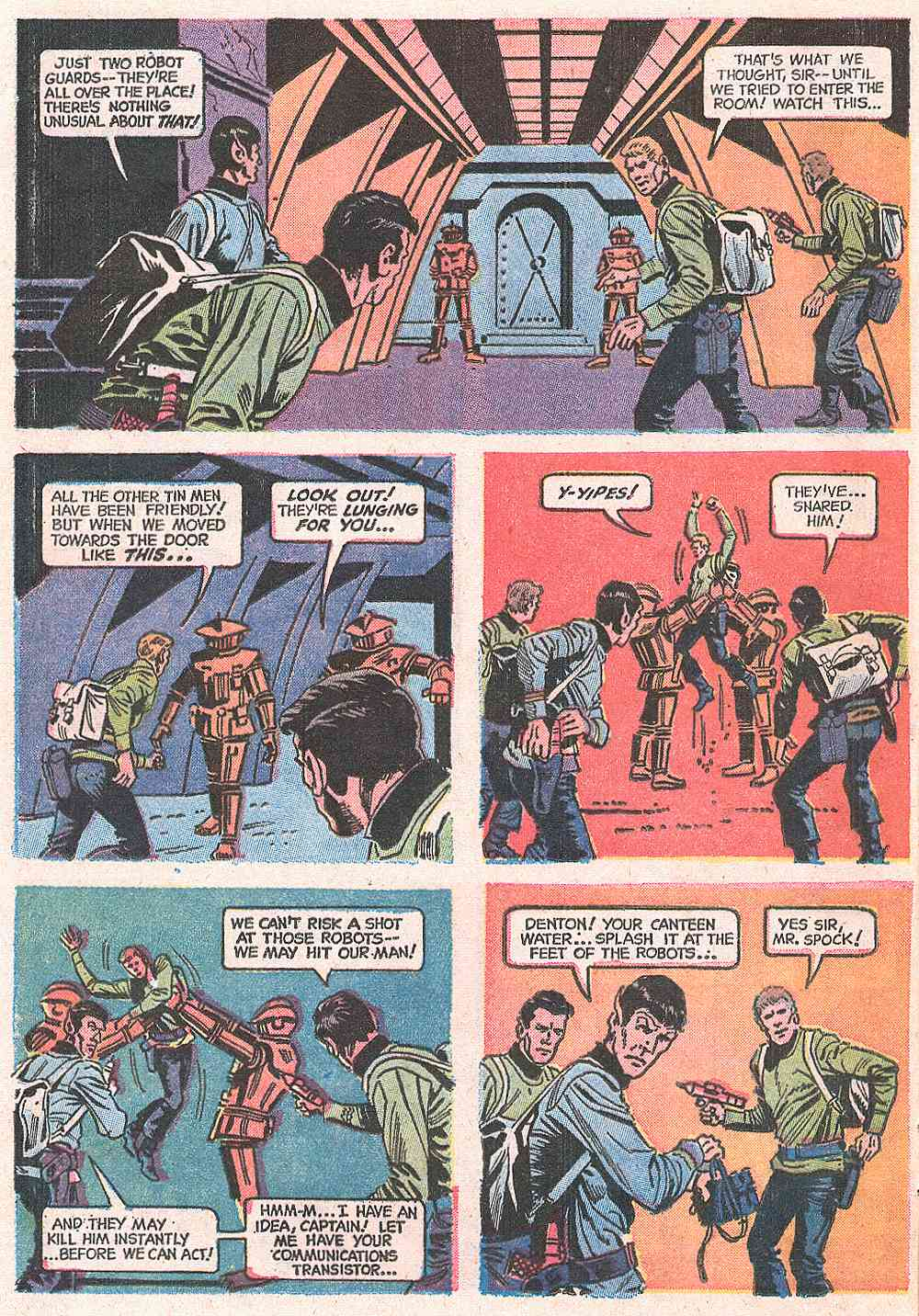 Star Trek (1967) Issue #5 #5 - English 11