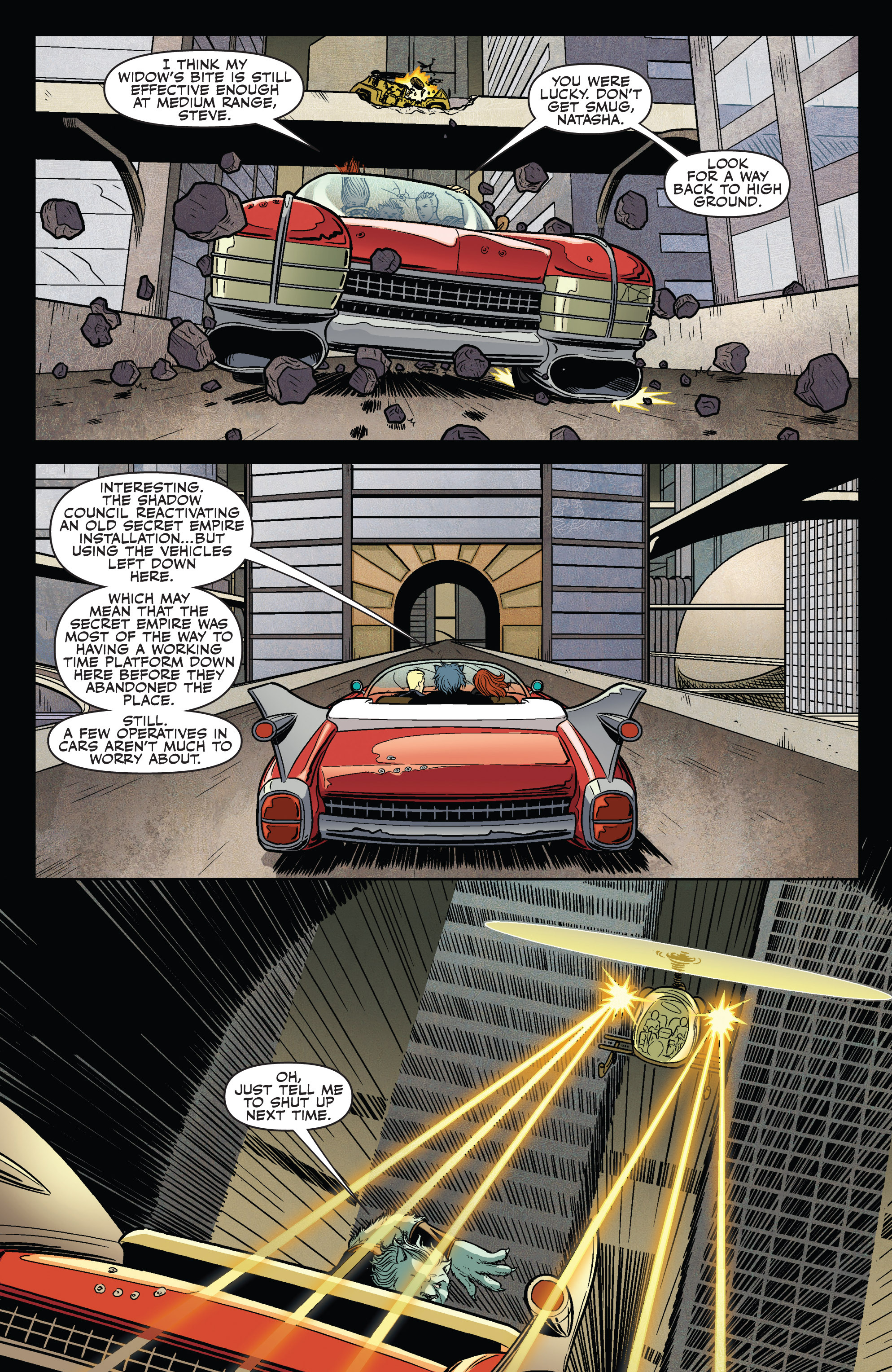 Read online Secret Avengers (2010) comic -  Issue #16 - 13