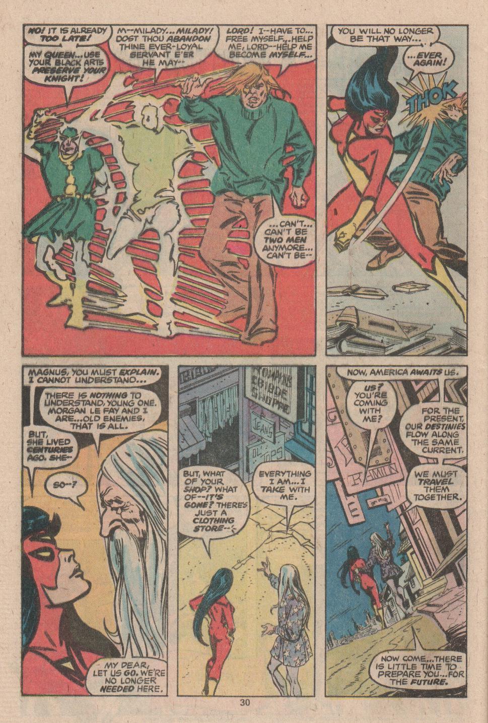 Spider-Woman (1978) #2 #49 - English 18