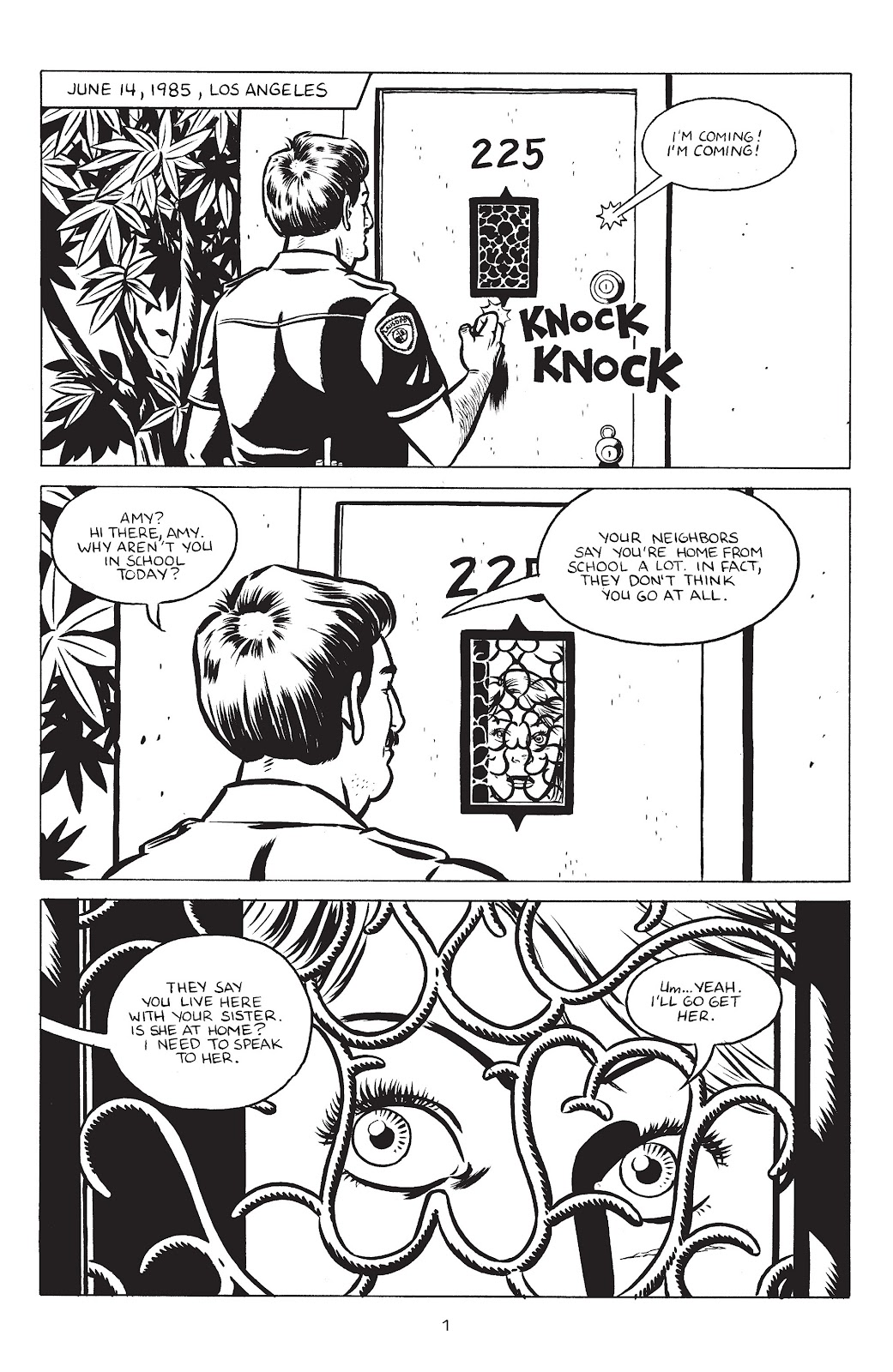 Stray Bullets Issue #25 #25 - English 3