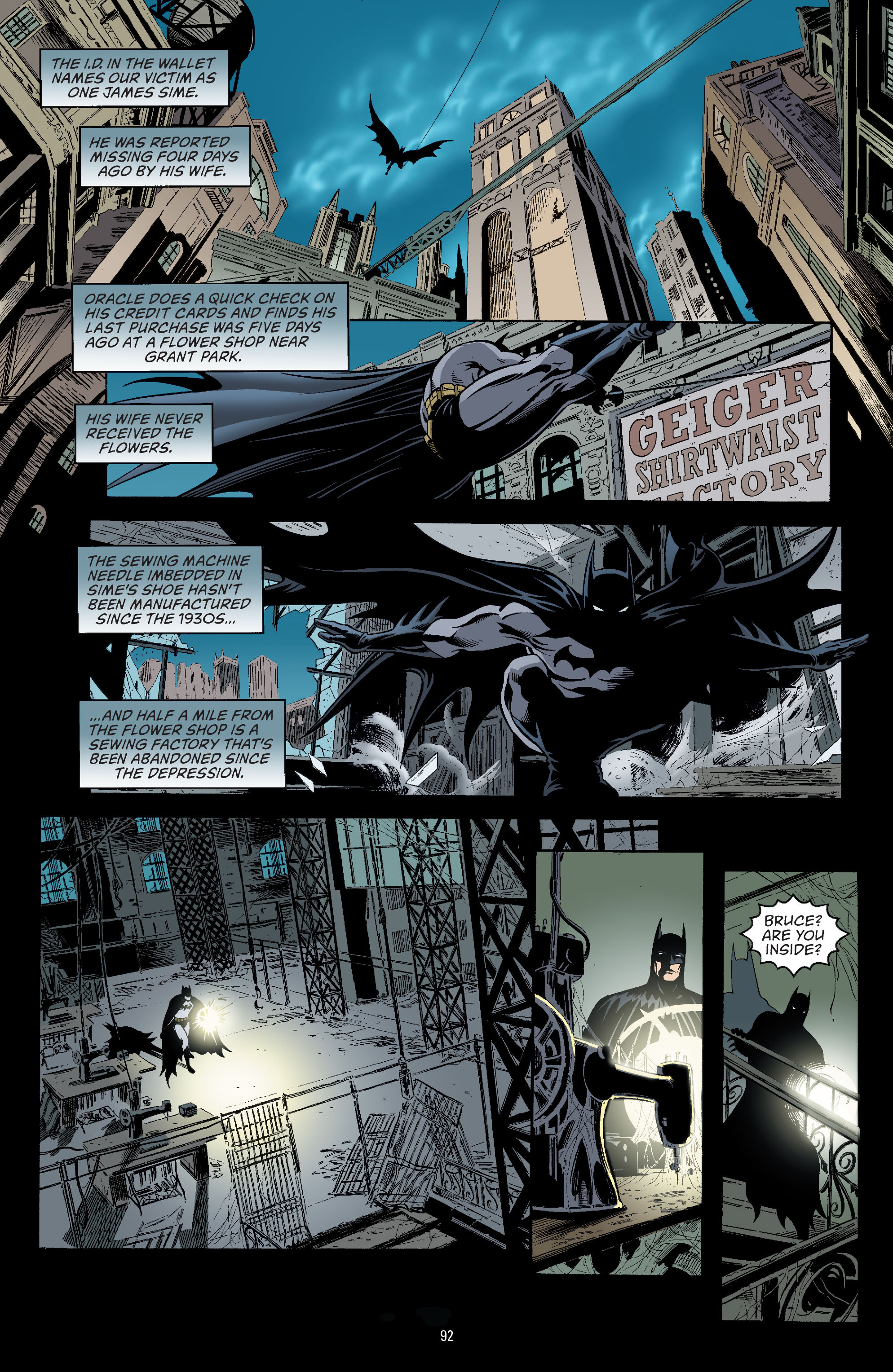 Batman: The Man Who Laughs chap 1 pic 93