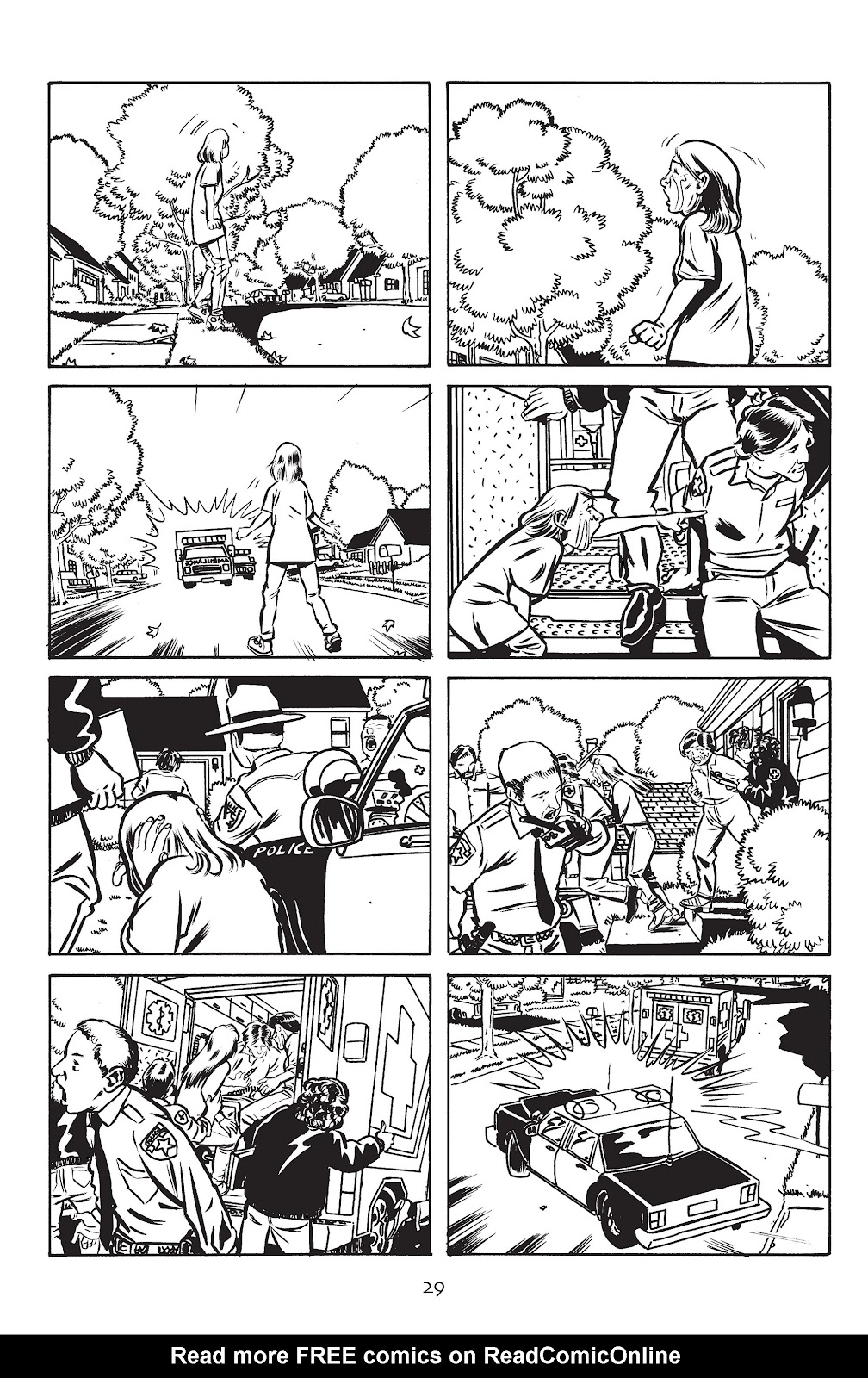 Stray Bullets Issue #7 #7 - English 31