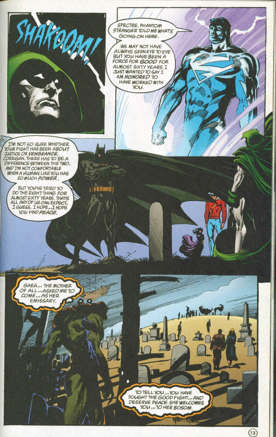 The Spectre (1992) #62 #64 - English 14