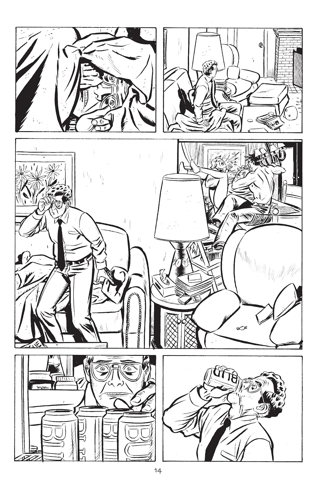 Stray Bullets Issue #40 #40 - English 16