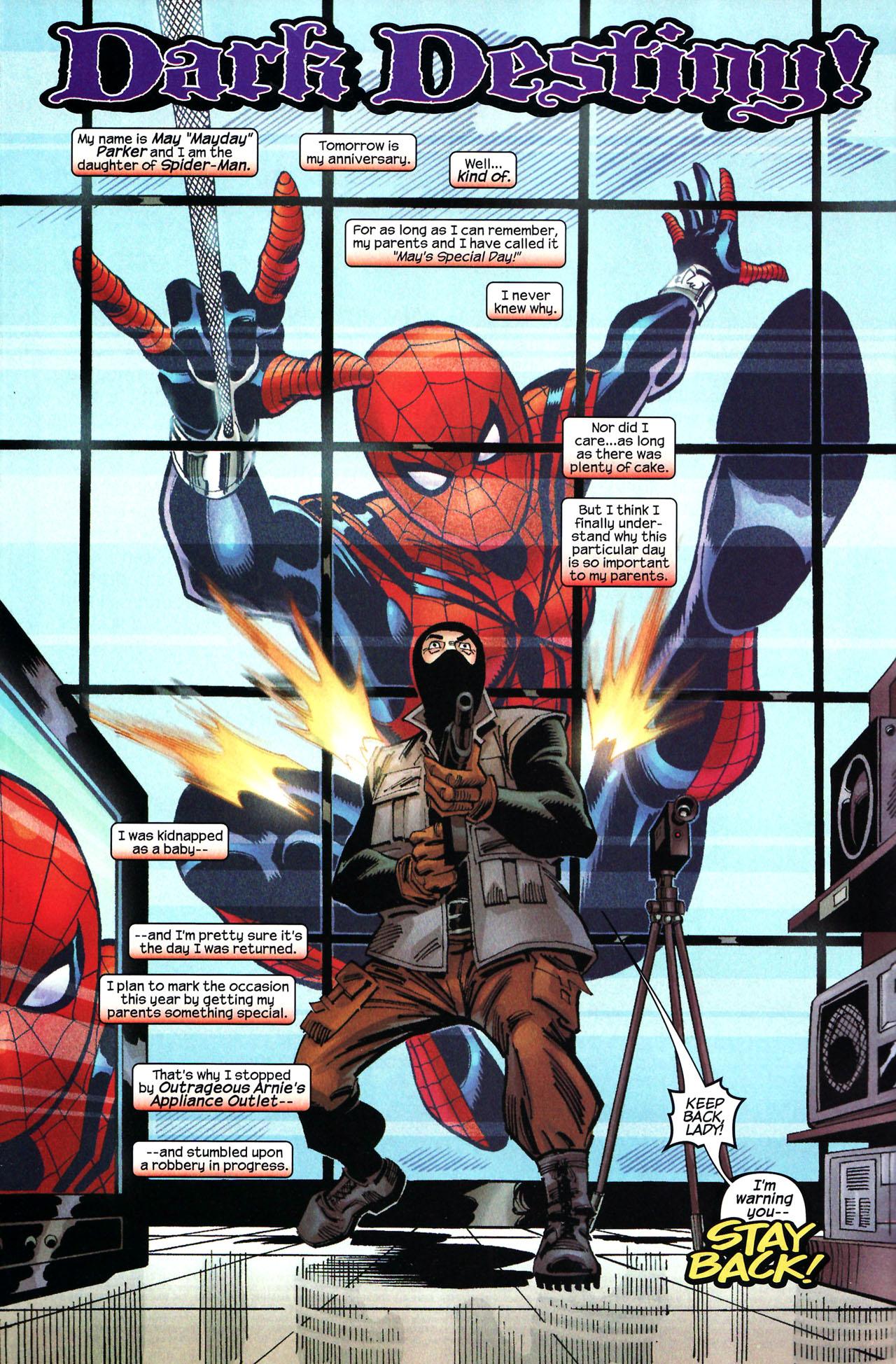 Amazing Spider-Girl #15 #16 - English 3