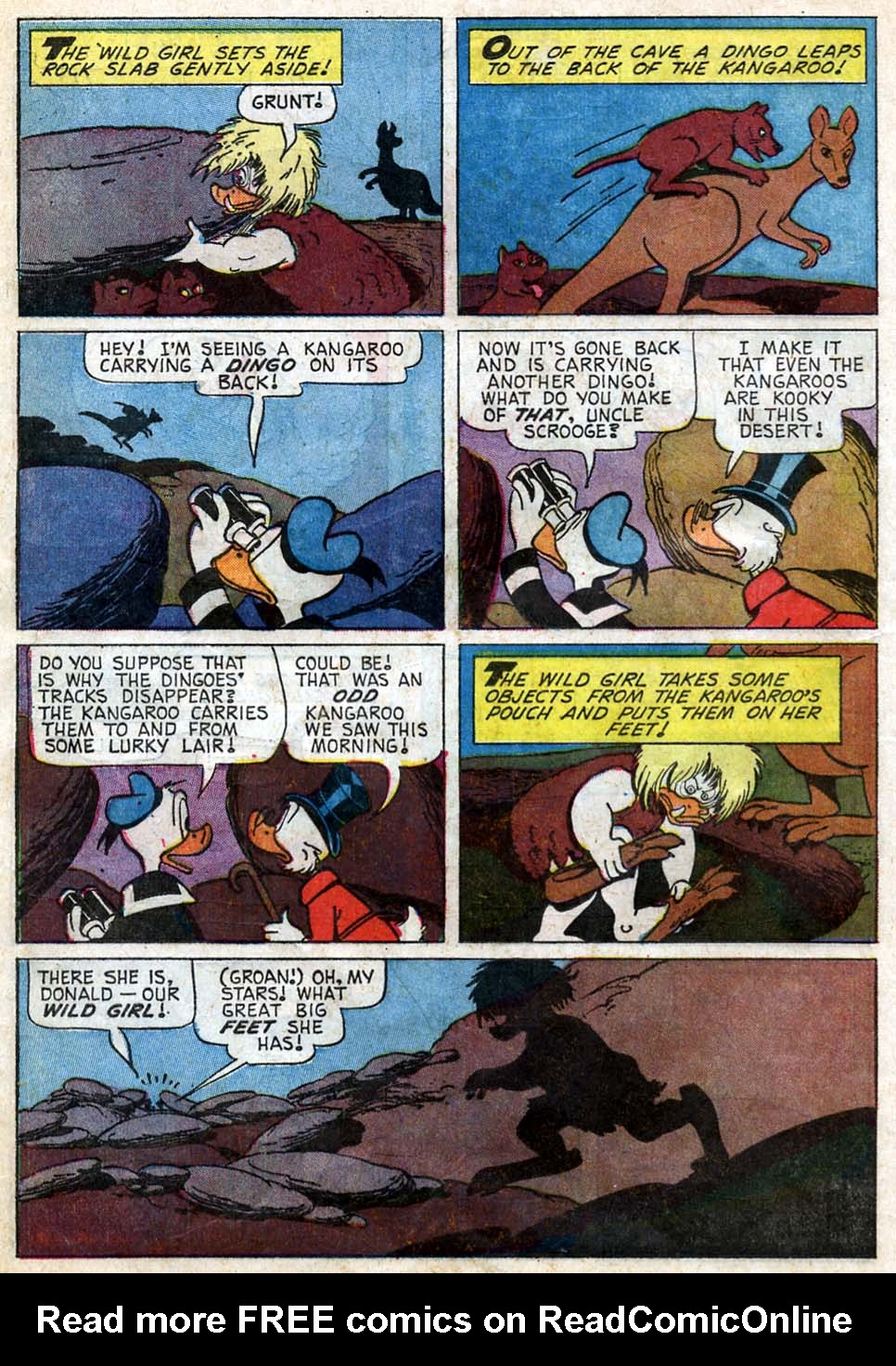 Uncle Scrooge (1953) Issue #62 #62 - English 20