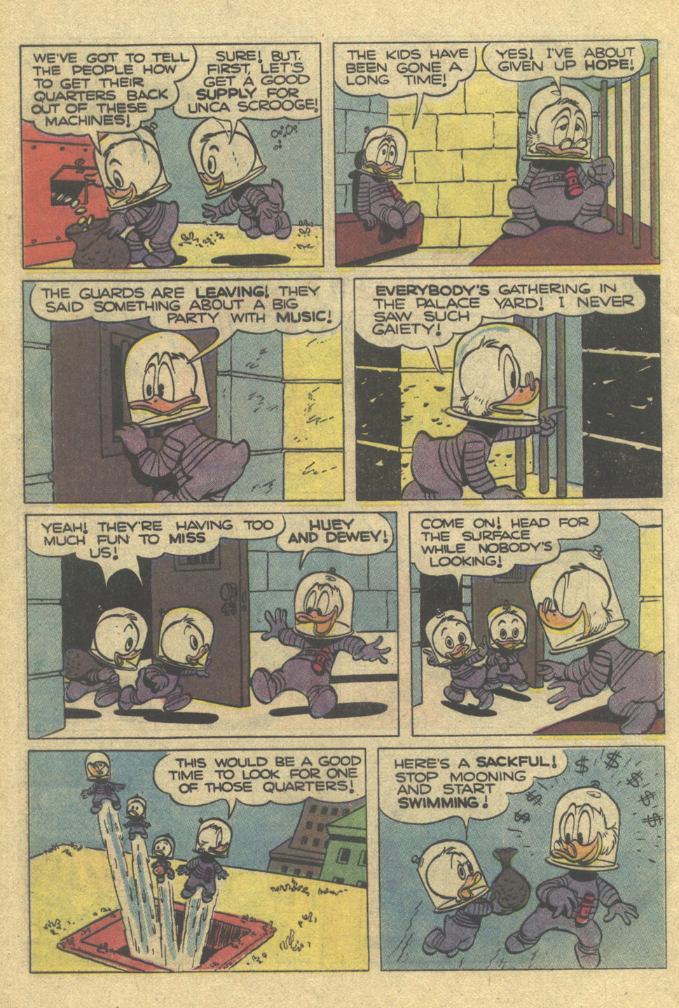 Uncle Scrooge (1953) Issue #189 #189 - English 32