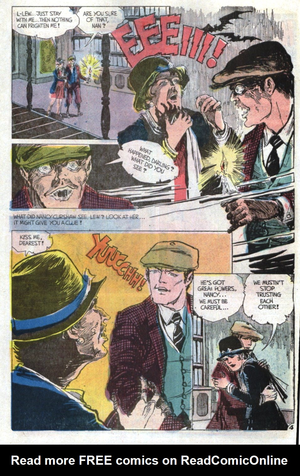 Read online Scary Tales comic -  Issue #23 - 27