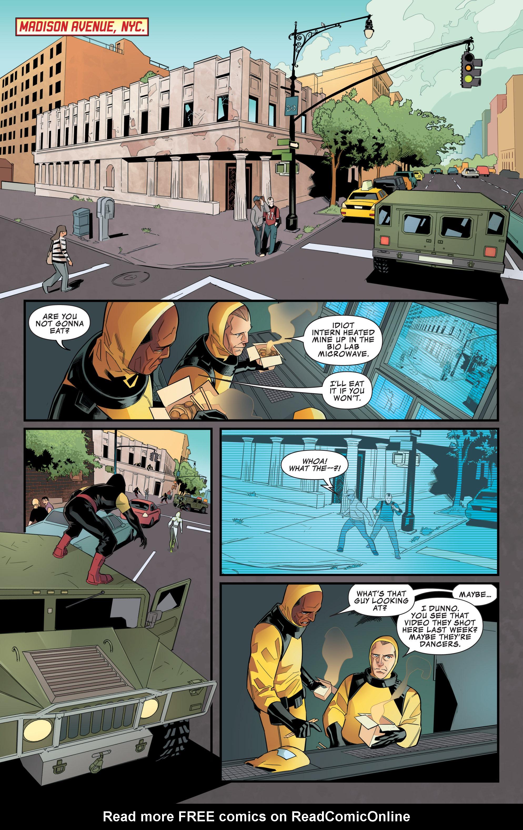 Read online Avengers Assemble (2012) comic -  Issue #24 - 12