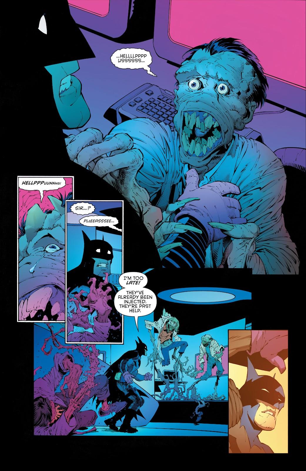 Batman (2011) Issue #26 #45 - English 21