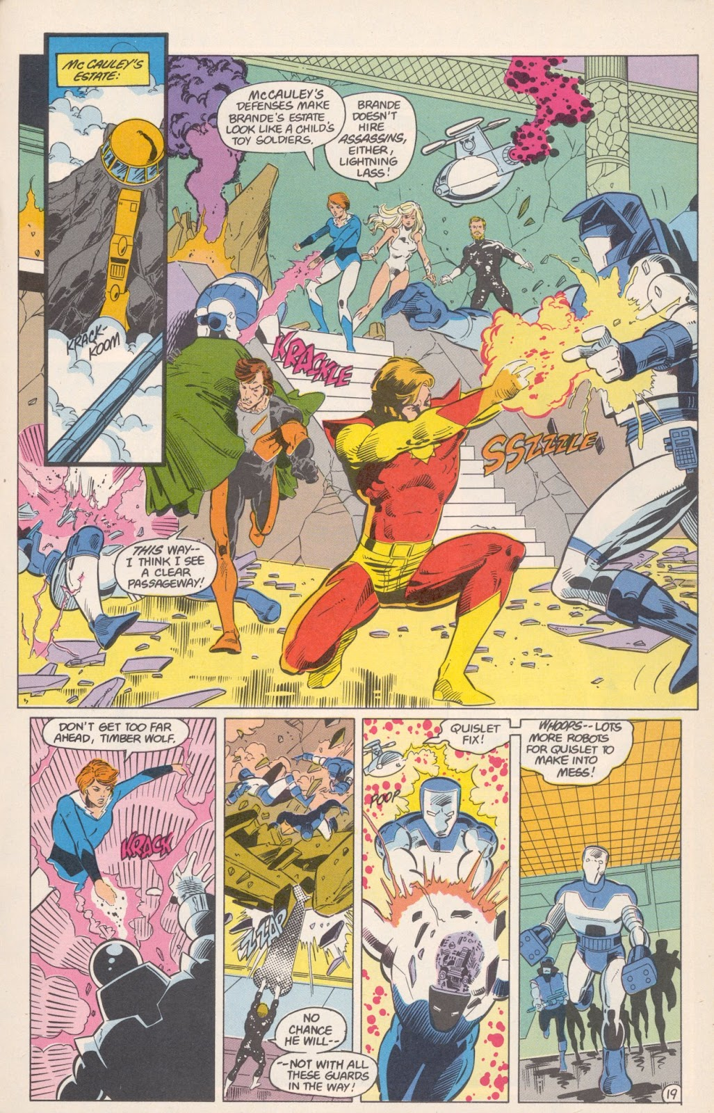 Tales of the Legion Issue #342 #29 - English 20