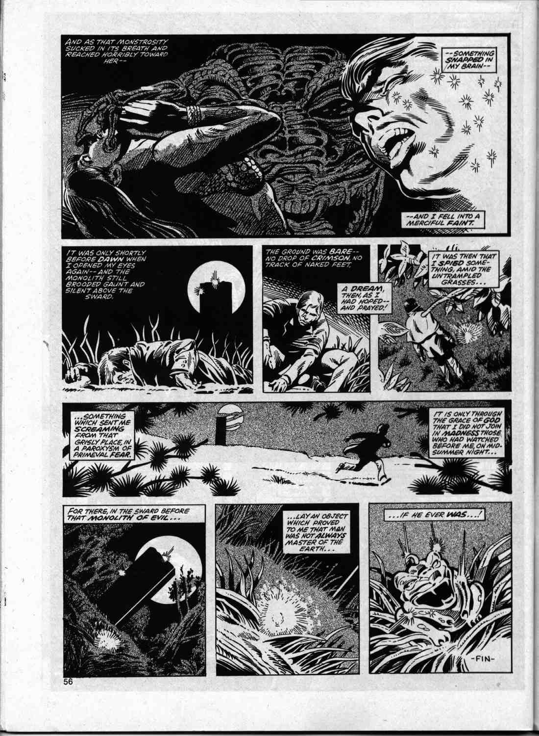 The Savage Sword Of Conan Issue #74 #75 - English 54