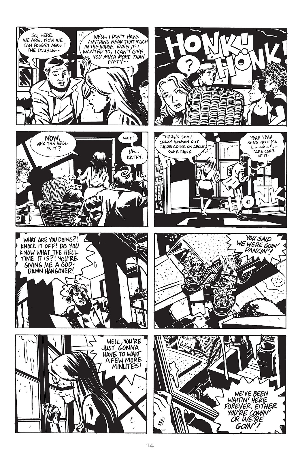 Stray Bullets Issue #17 #17 - English 16