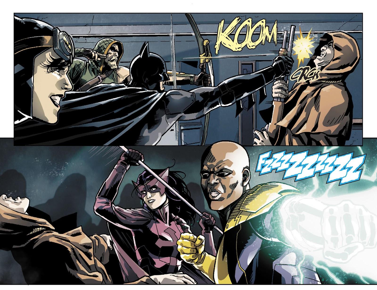 Injustice: Gods Among Us [I] Issue #25 #26 - English 19