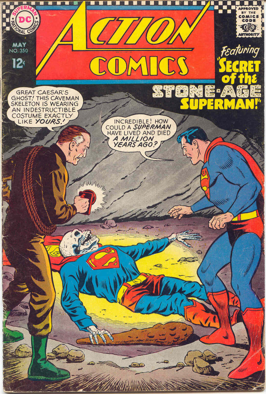 Action Comics (1938) 350 Page 1