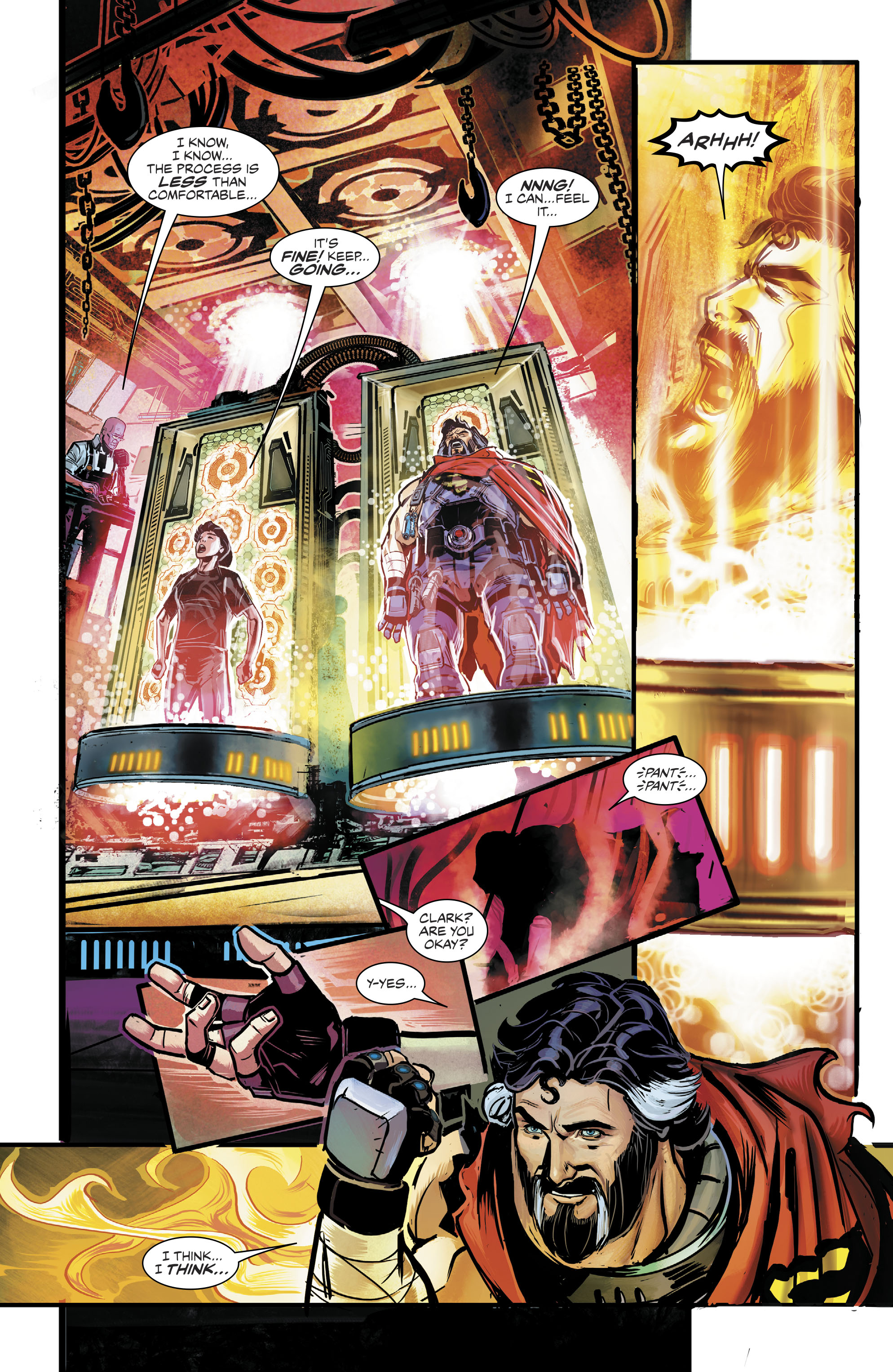 Nightwing: The New Order chap 6 pic 15