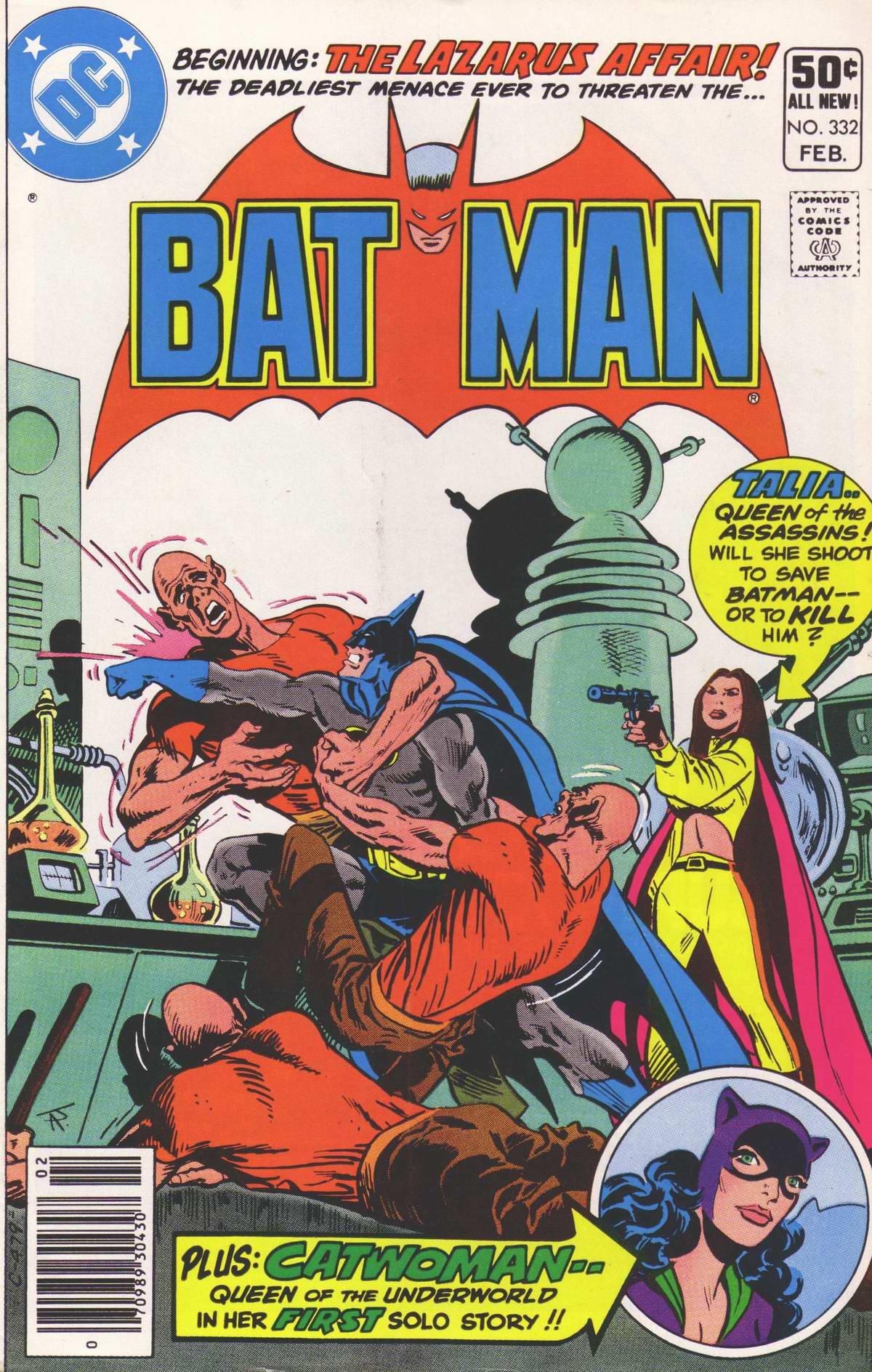 Batman (1940) 332 Page 1
