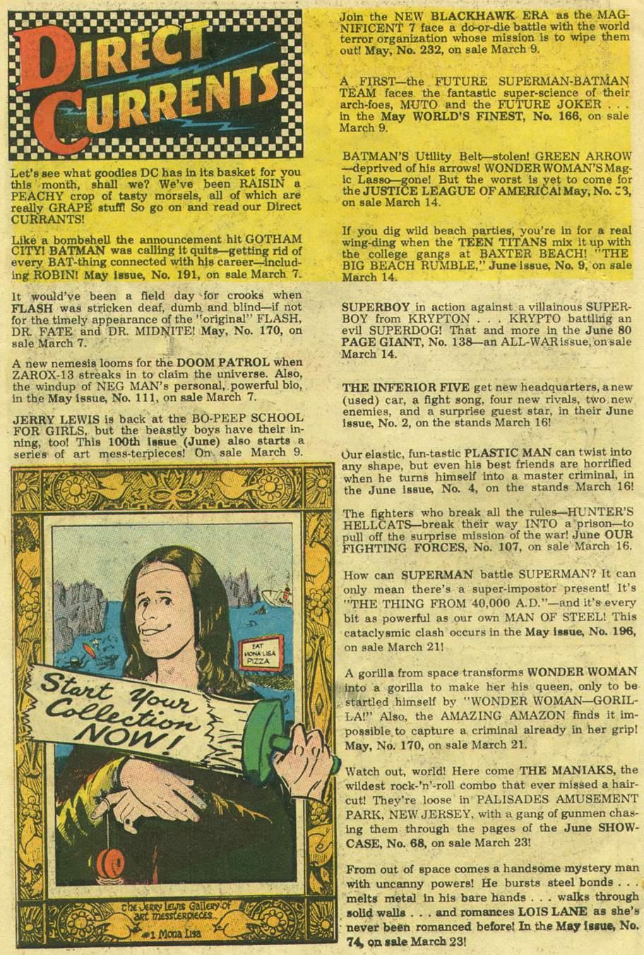 Aquaman (1962) Issue #33 #33 - English 34