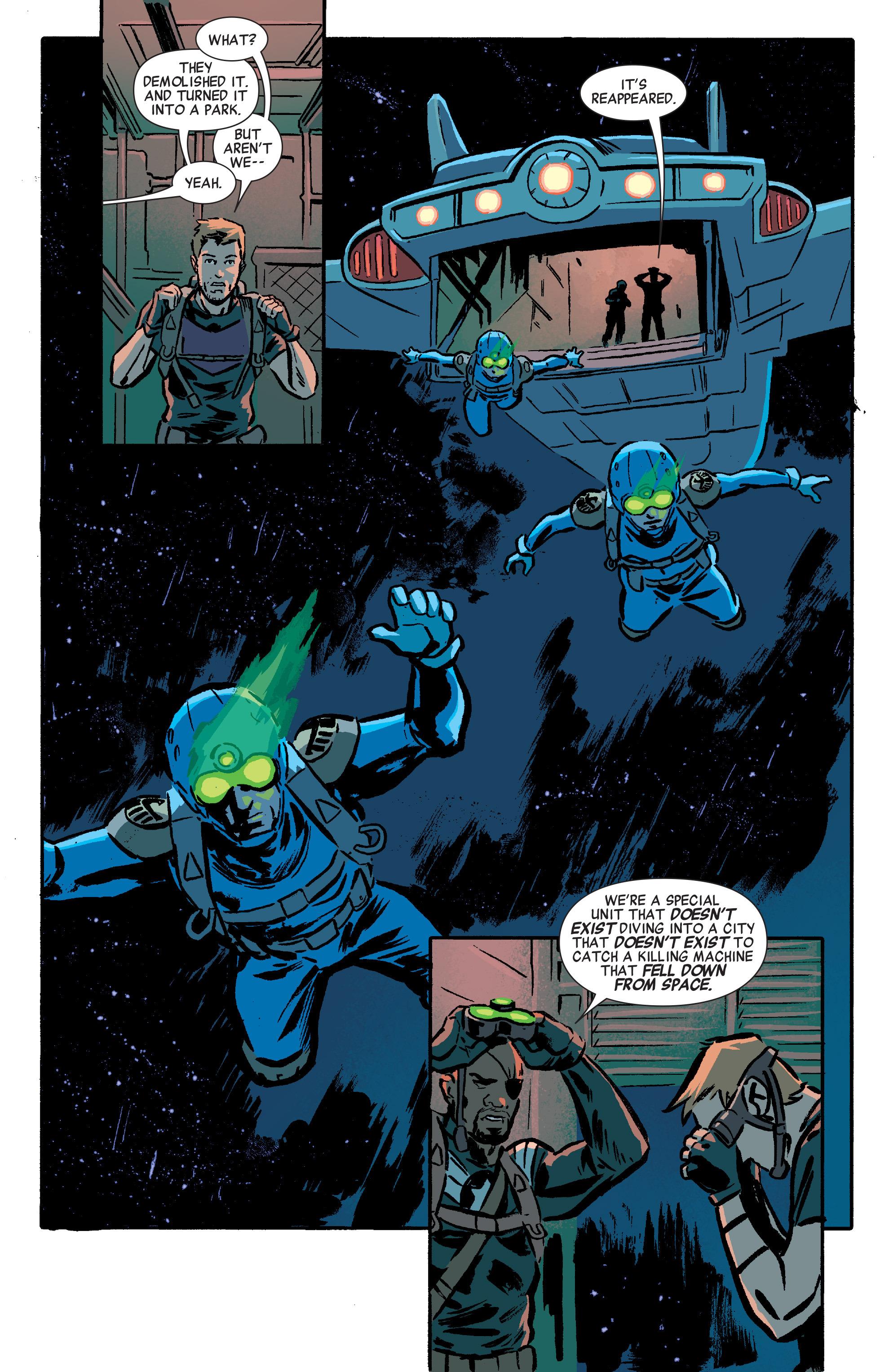 Read online Secret Avengers (2014) comic -  Issue #4 - 5