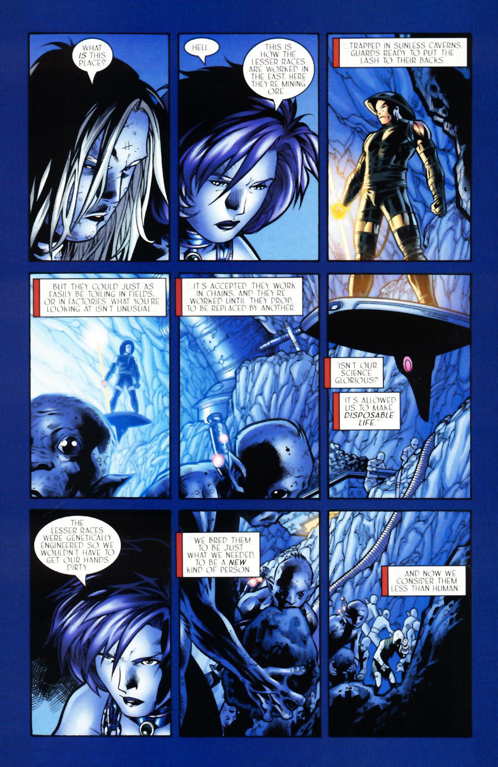 Read online Scion comic -  Issue #3 - 12