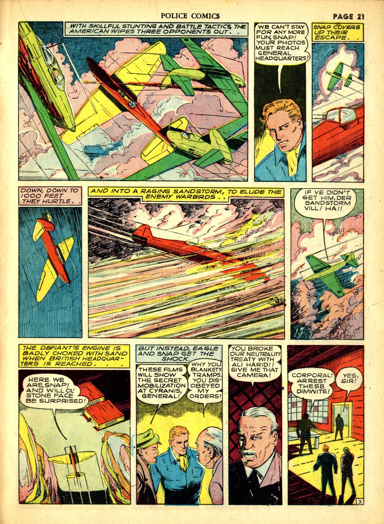Police Comics #1 #127 - English 24