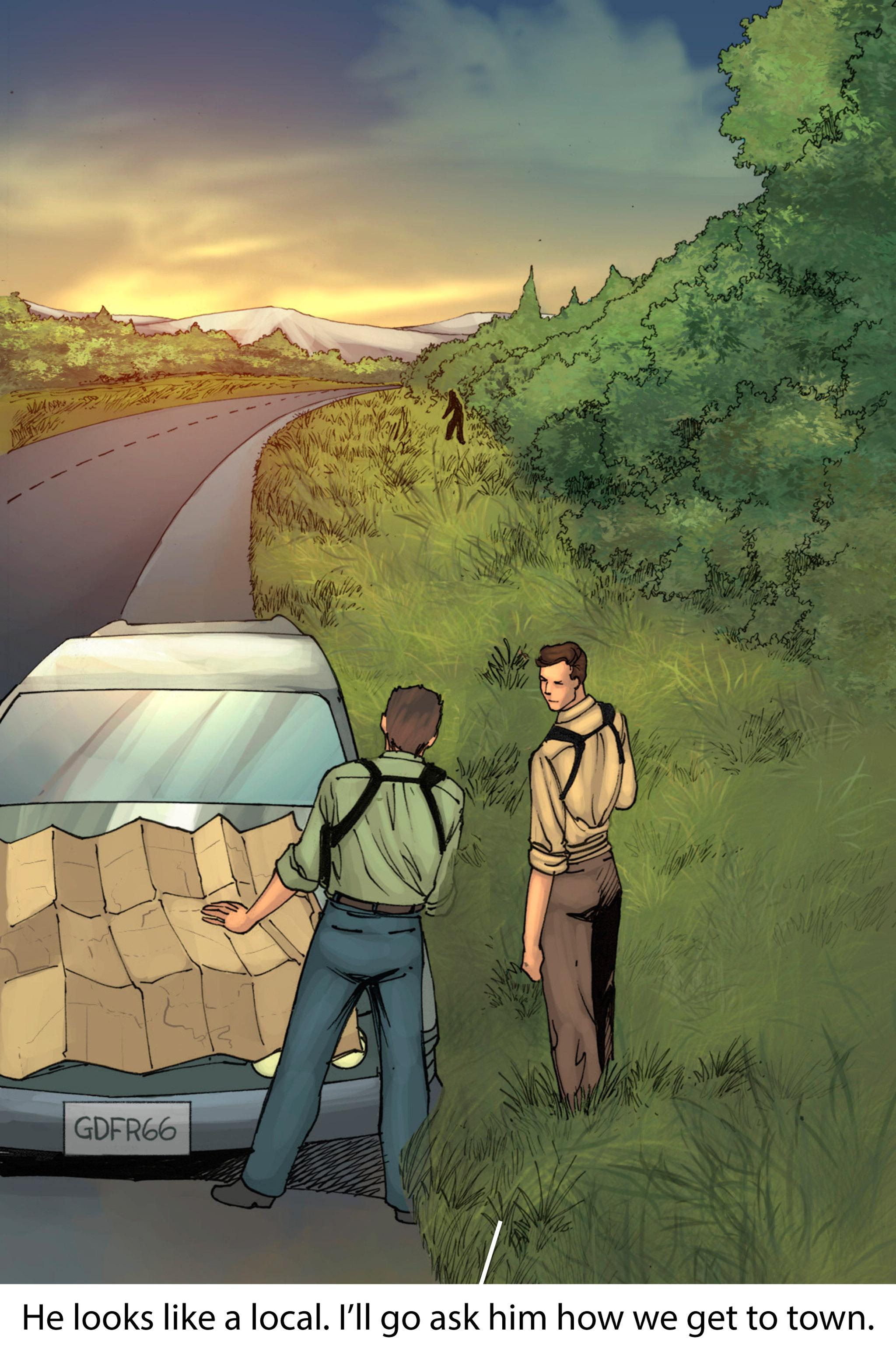 Read online Z-Men comic -  Issue #1 - 145