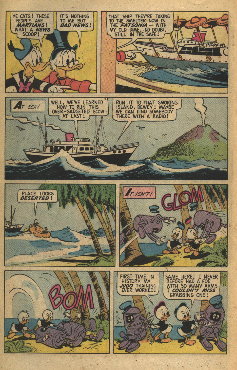 Uncle Scrooge (1953) Issue #149 #149 - English 22
