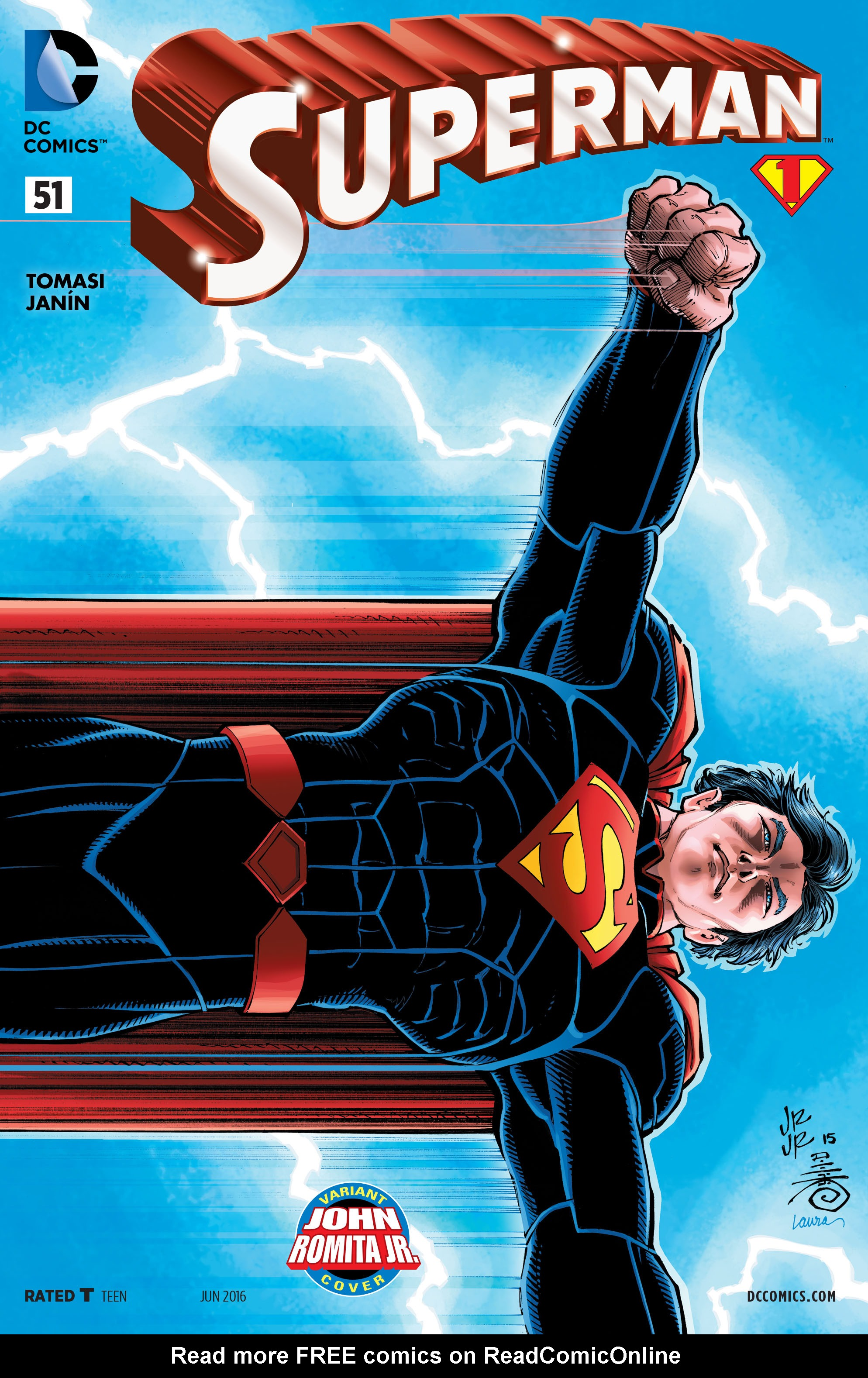 Read online Superman (2011) comic -  Issue #51 - 3