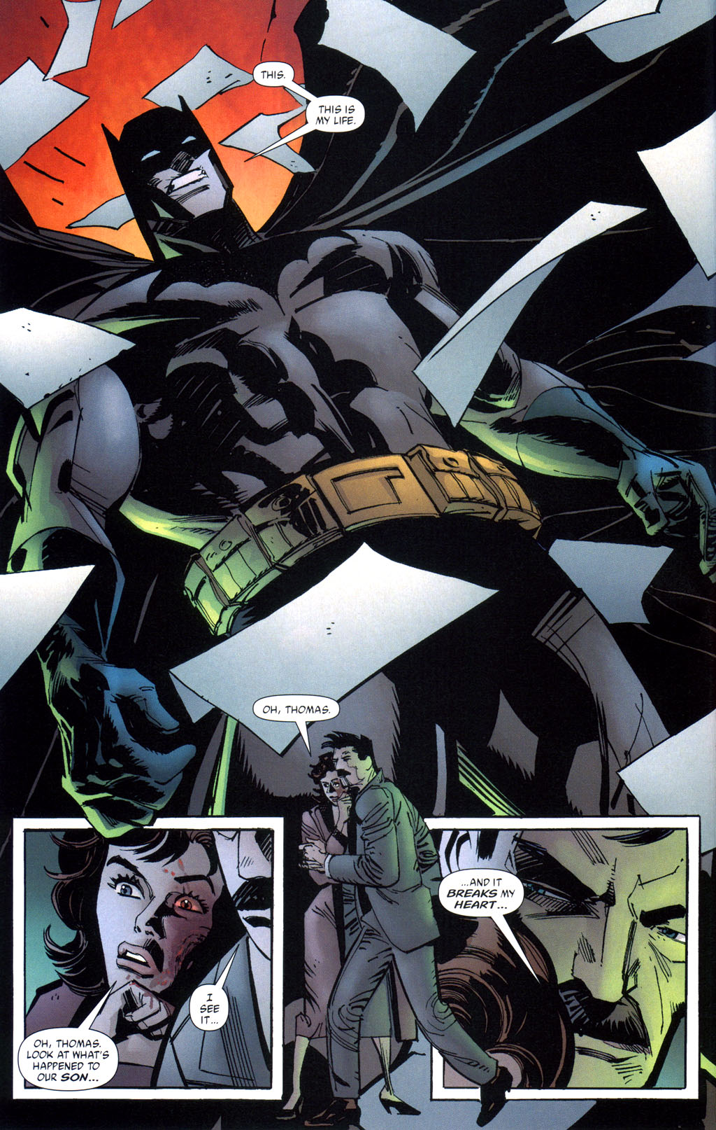 Batman: Death and the Maidens 6 Page 9