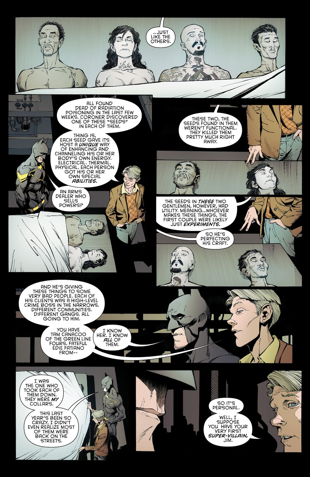 Batman (2011) Issue #42 #61 - English 15