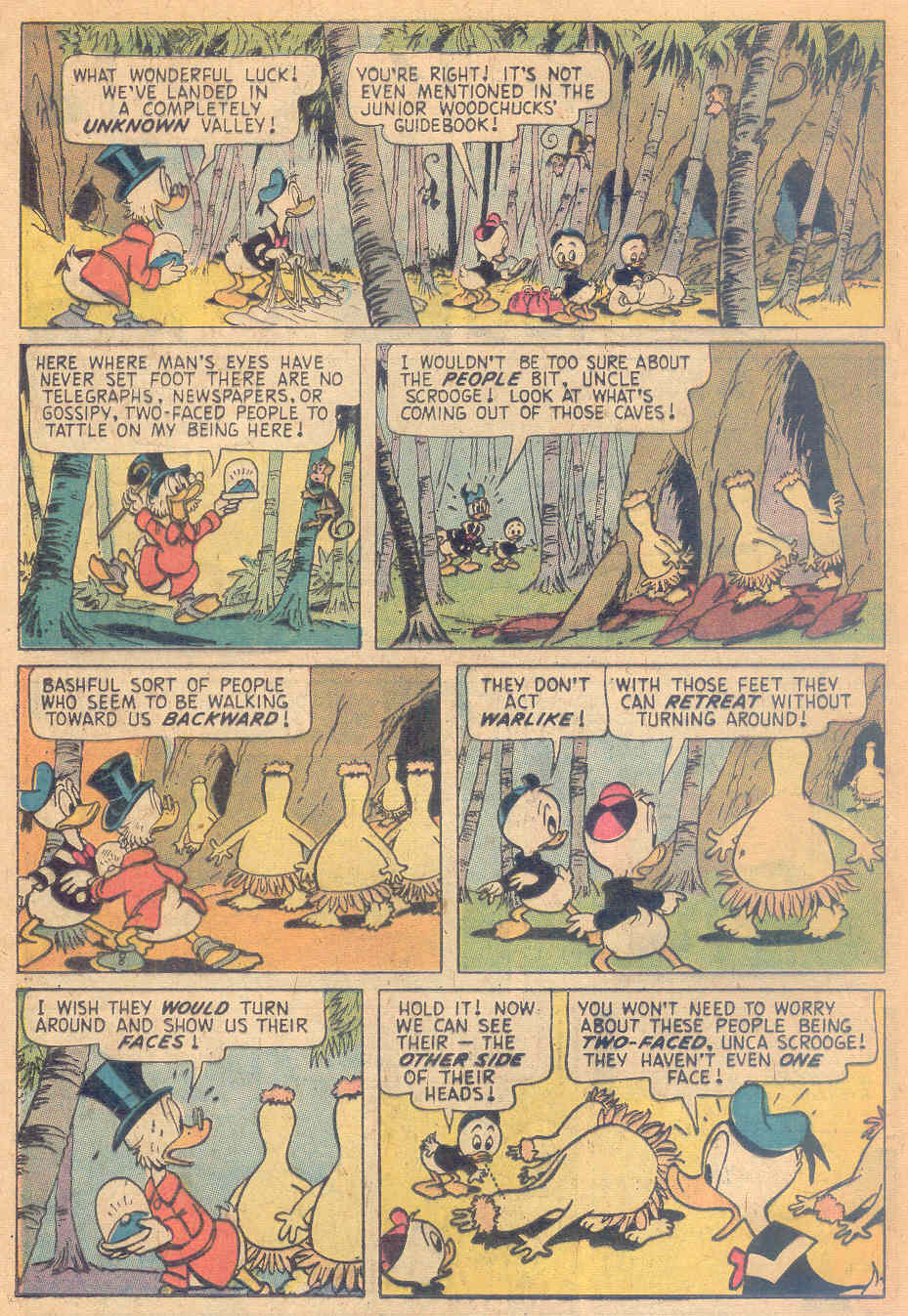 Uncle Scrooge (1953) Issue #138 #138 - English 16