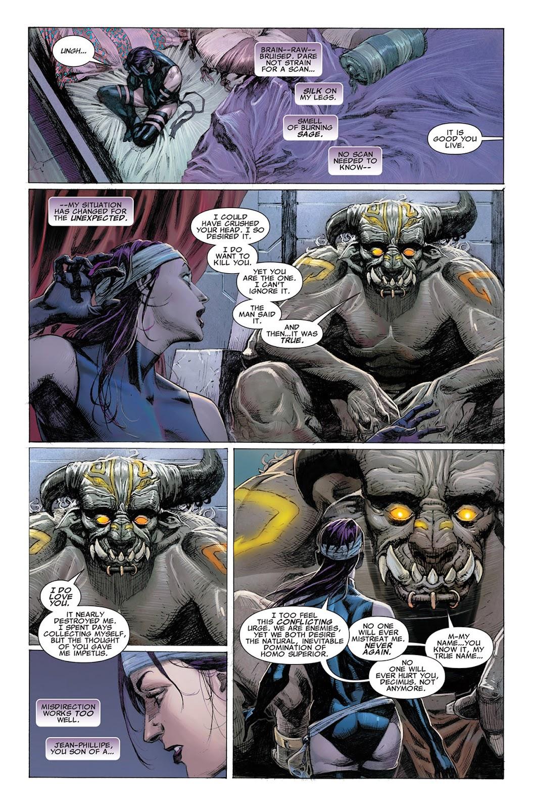 Uncanny X-Force (2010) Issue #3 #3 - English 20