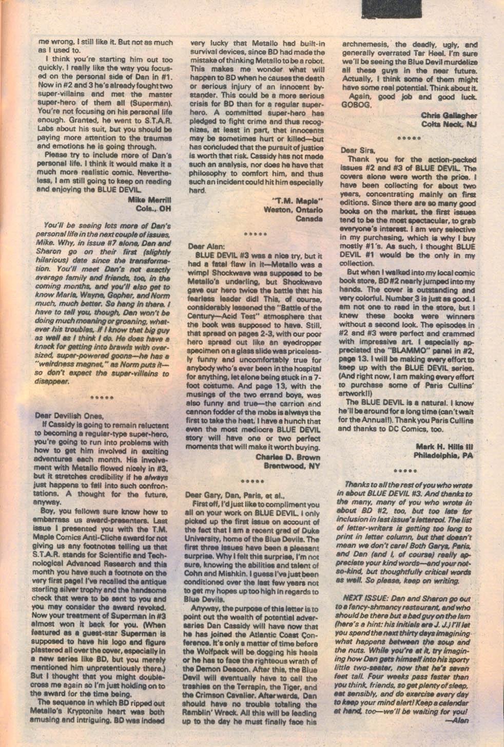 Blue Devil 6 Page 27