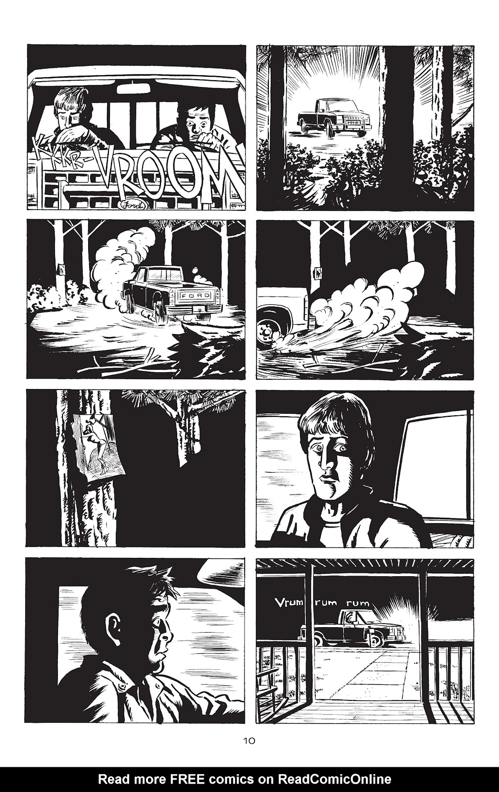 Stray Bullets Issue #34 #34 - English 12