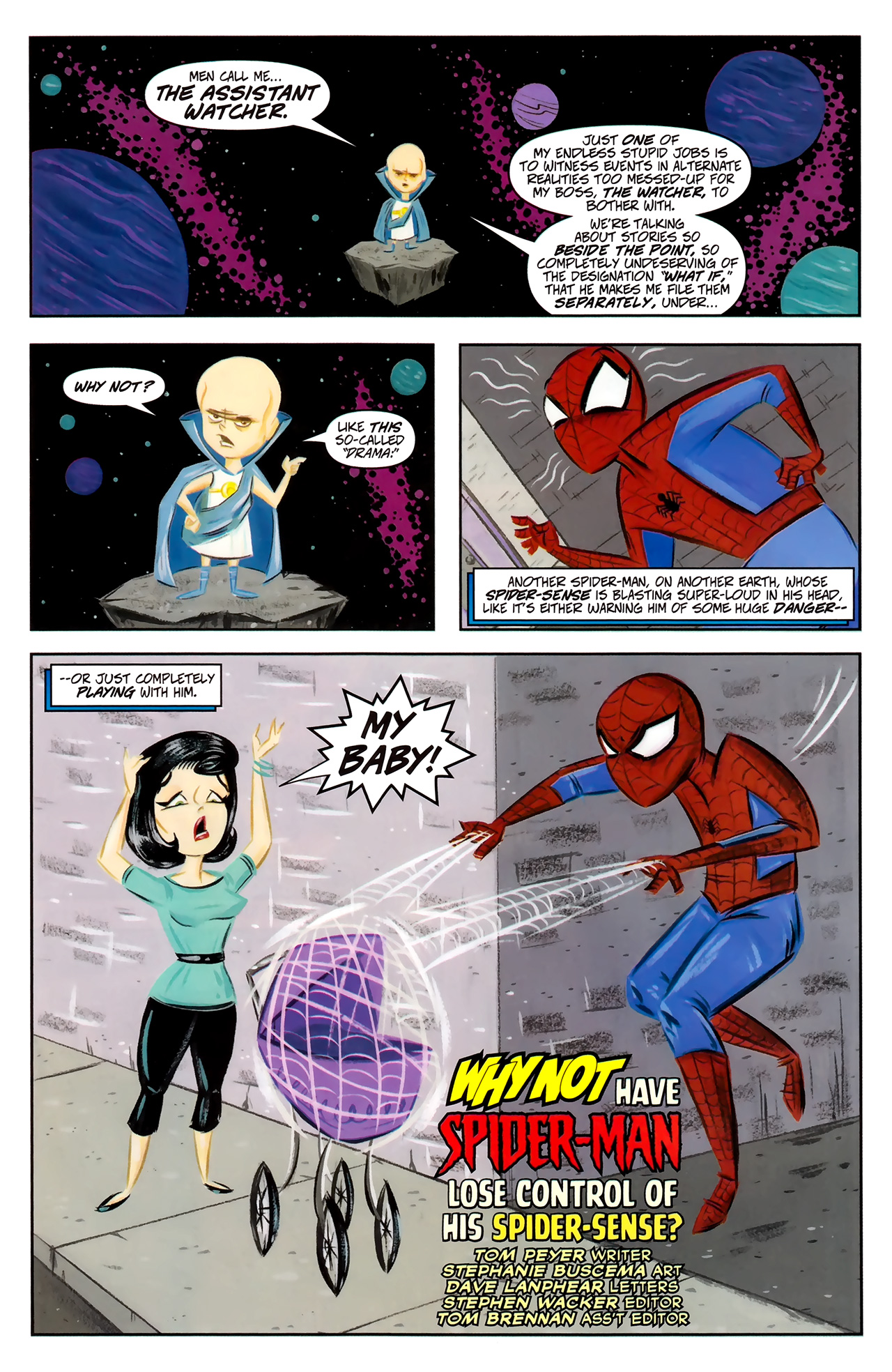 Amazing Spider-Man Family chap 8 pic 40
