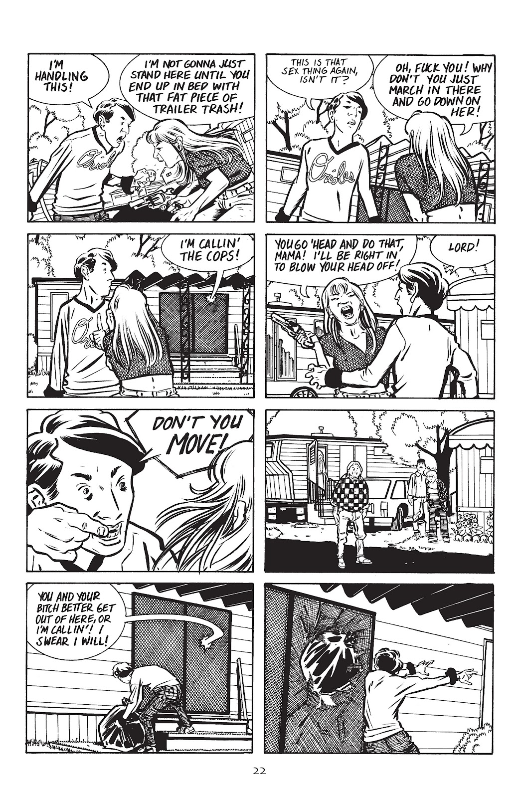 Stray Bullets Issue #8 #8 - English 24