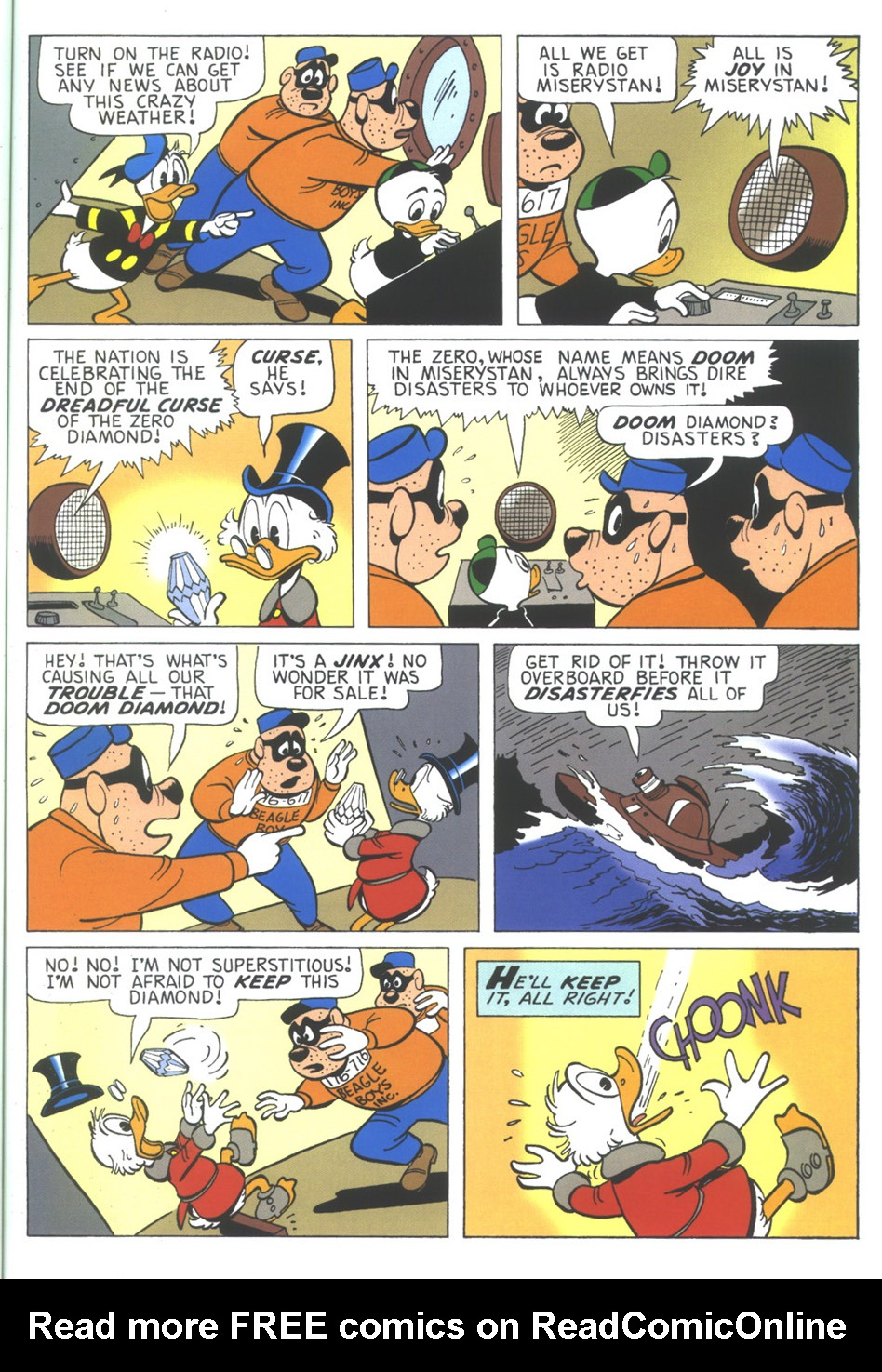 Uncle Scrooge (1953) Issue #349 #349 - English 23